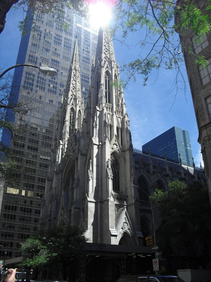 St Patrick`s Cathedral New York