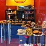 Bäckerei in Girona