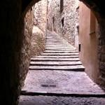 Gassen von Girona