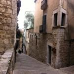 Strassen in Girona