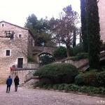 Kleiner Garten in Girona