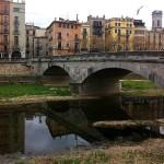 Fluss Girona