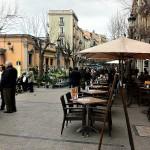 Cafe in Girona