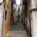 Treppen in Girona