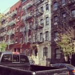 Typische New York Häuser