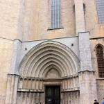 Tür in Girona