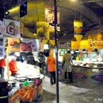 Essensstände Camden Market