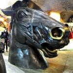Horses Camden Lock Market