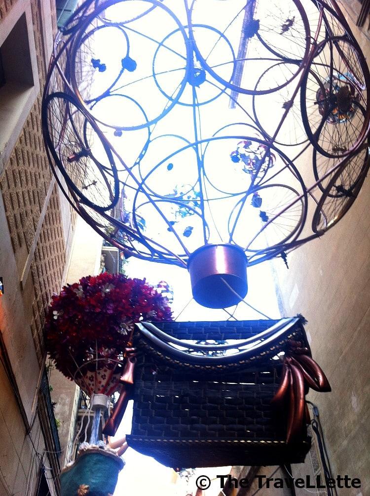Ballon Fiesta de Gracia