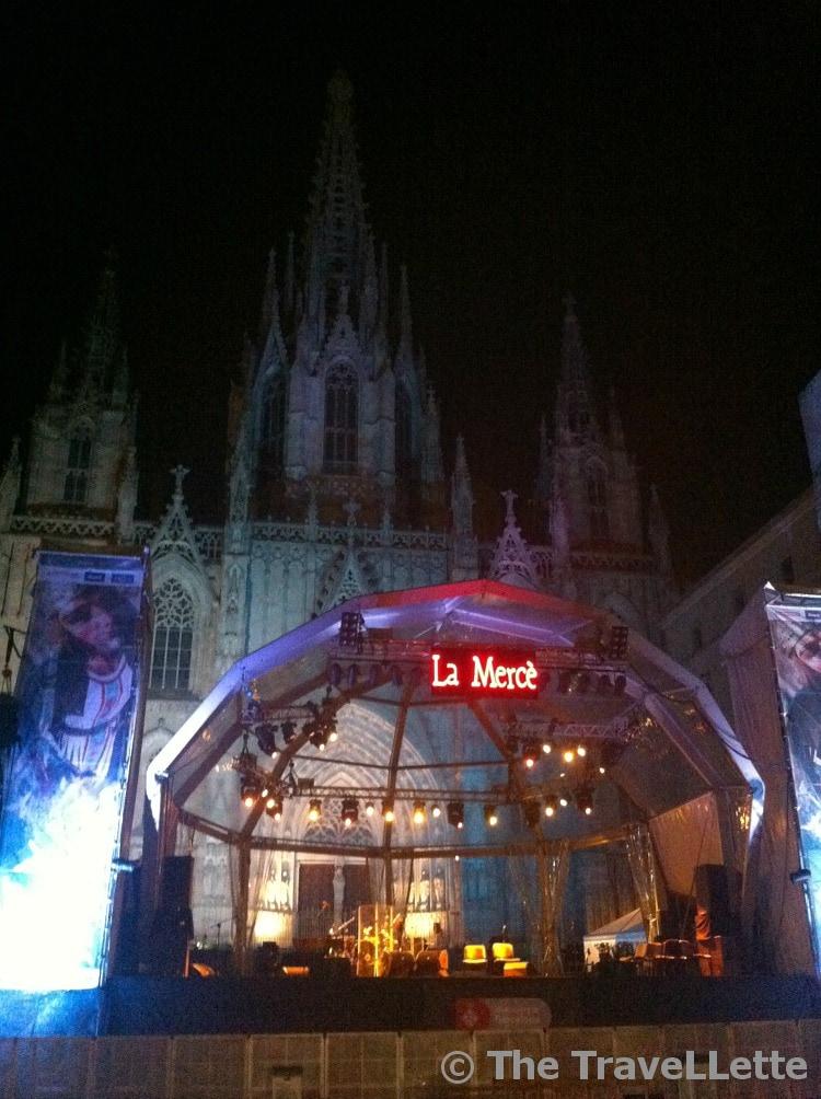 Kathedrale La Merce