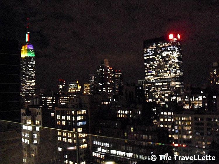 Sky Room Aussicht New York