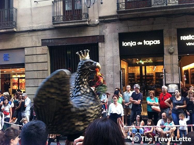 Vogel La Merce