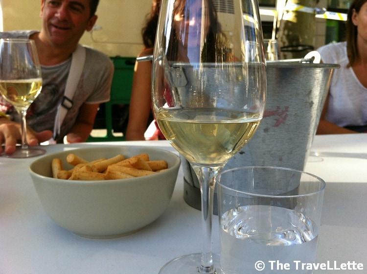 Weinverkostung La Merce