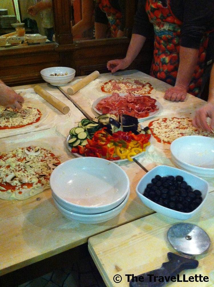 Pizzabacken Rom