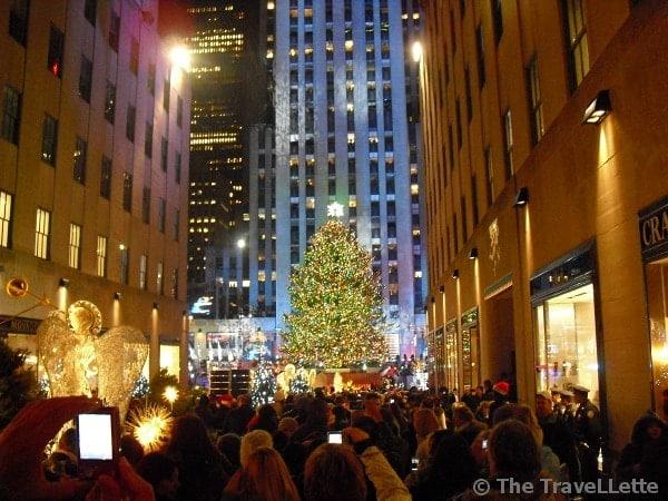 Christmas Tree Lighting New YorkChristmas Tree Lighting New York