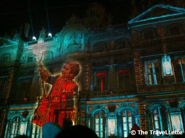 Prinz des Lichts Lyon