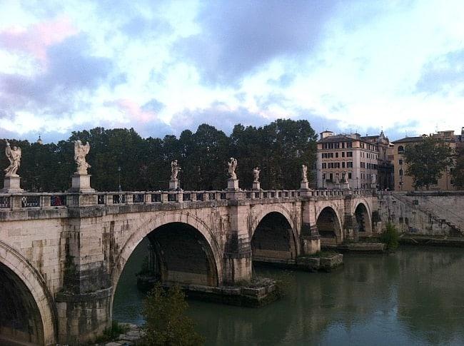 Engelsbrücke rom