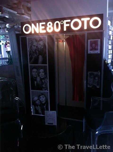 One 80 Hostels Berlin Fotobox