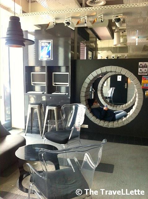 One 80 Hostels Berlin Lounge