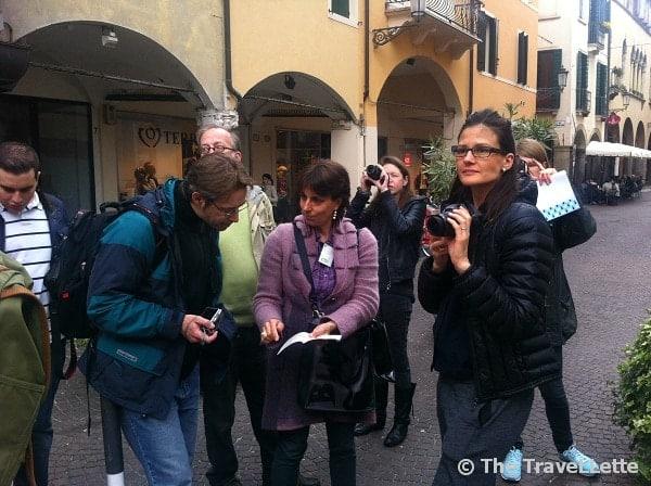 Italia Blog Tour Padua