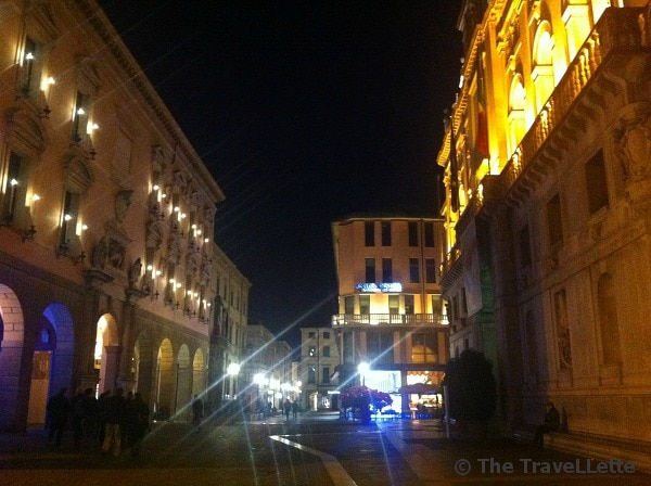 Strassen von Padua