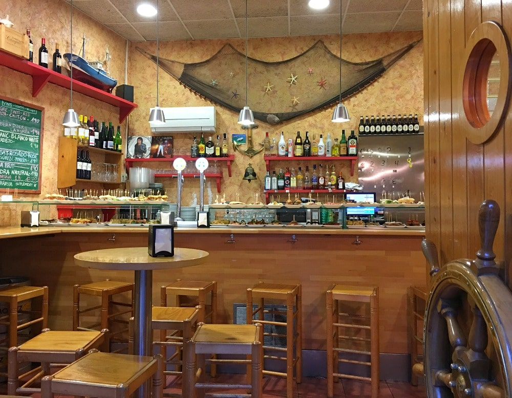 Carrer Blai Barcelona Restaurants