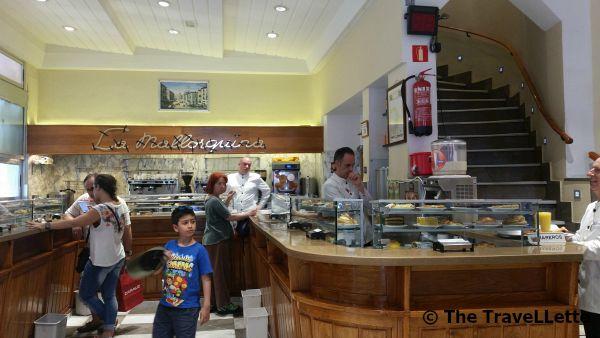 La Mallorquina Bäckerei Madrid