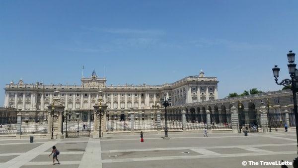 Palacio Reial Madrid