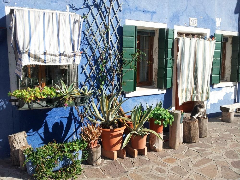 Burano Ausflug Venedig