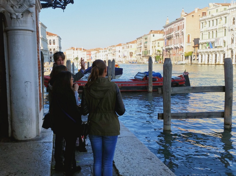 Geführte Tour Venedig