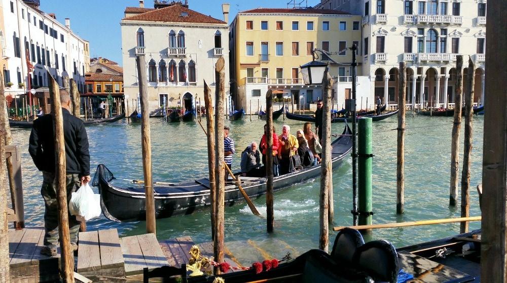 Traghetto Venedig