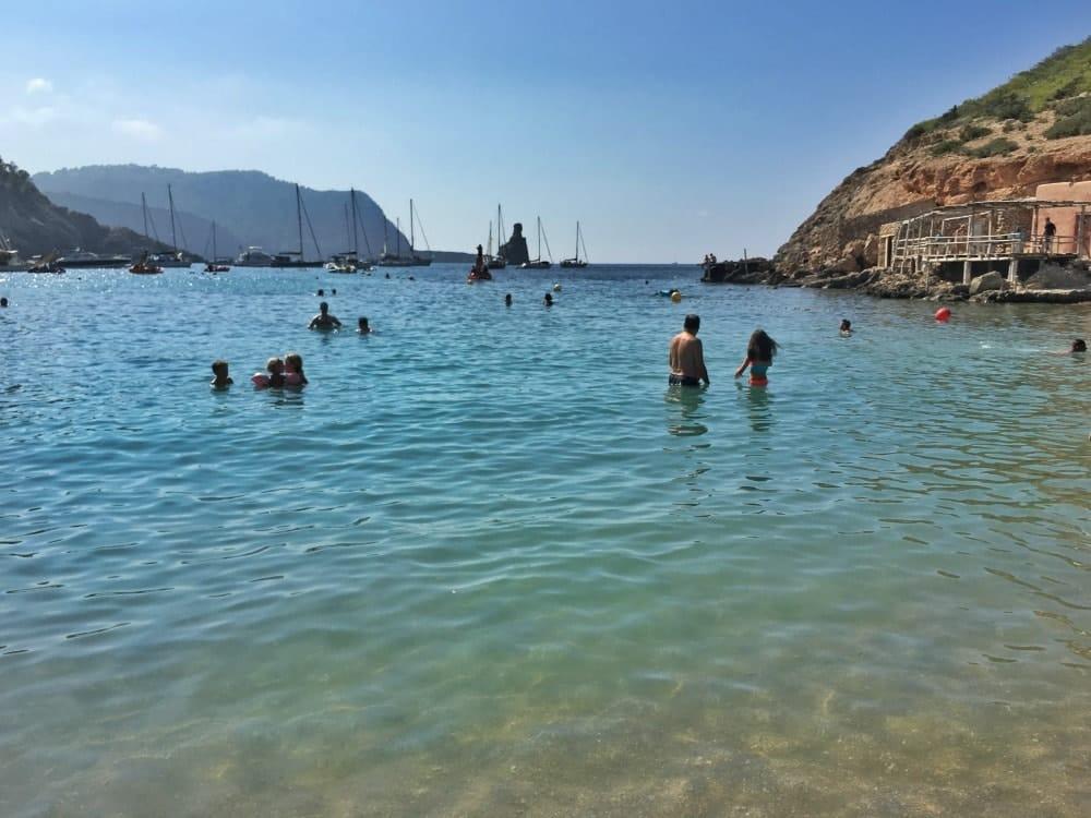 Cala Bernirrás Ibiza Strandtipps