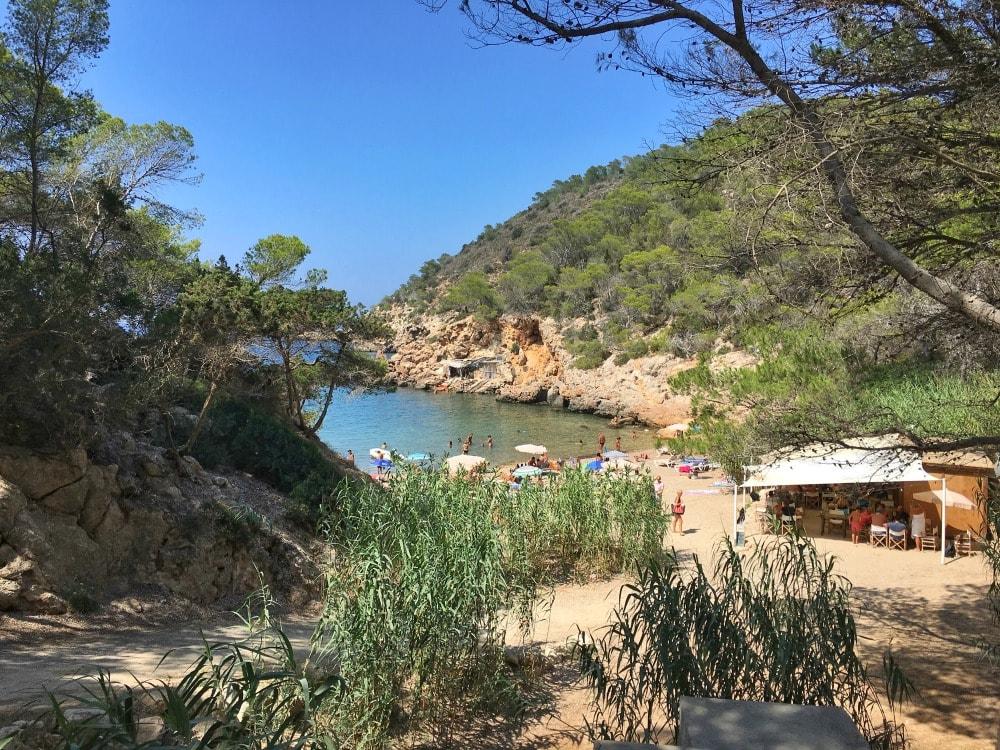 Cala Xuclar Ibiza Strandtipps