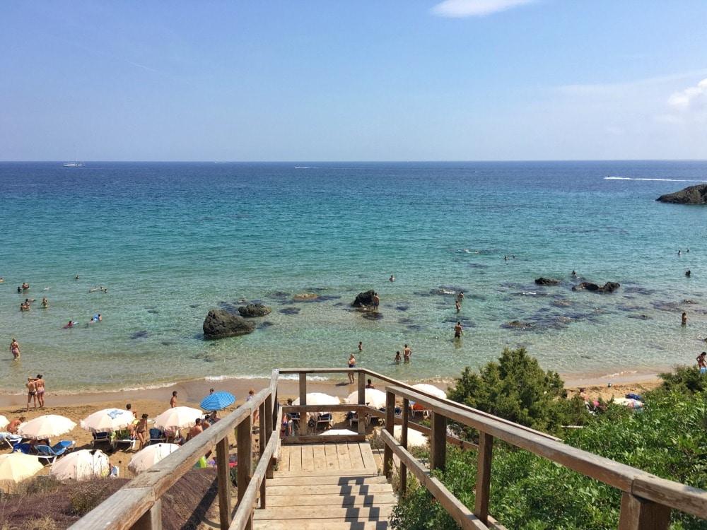 Playa Aigues Blanques Ibiza Strandtipp