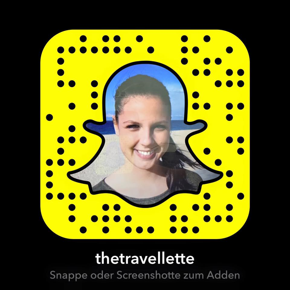 Snapchat thetravellette