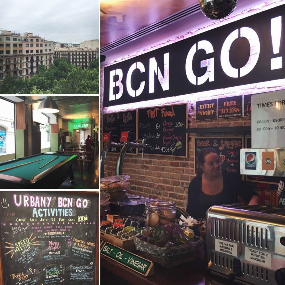 Urbany BCN GO Hostel Barcelona