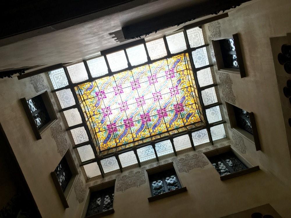 Casa Amatller Dach