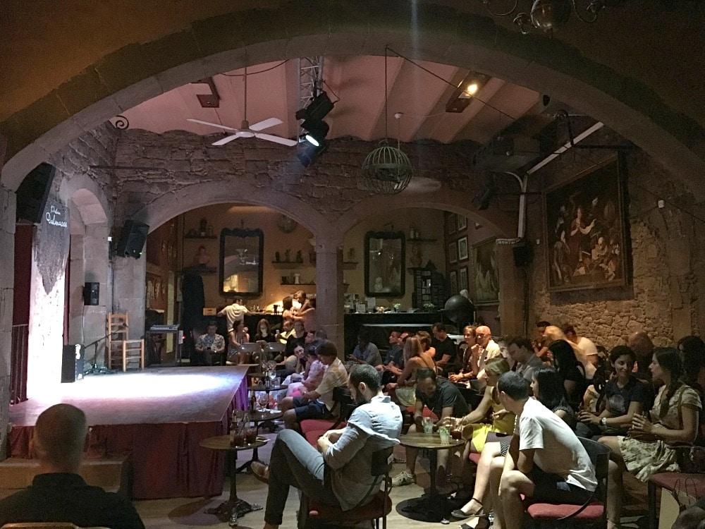 Flamenco Barcelona Palau Dalmases