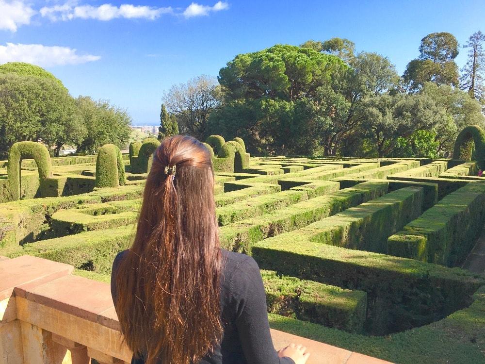 Laberint de Horta Barcelona Insider Tipps