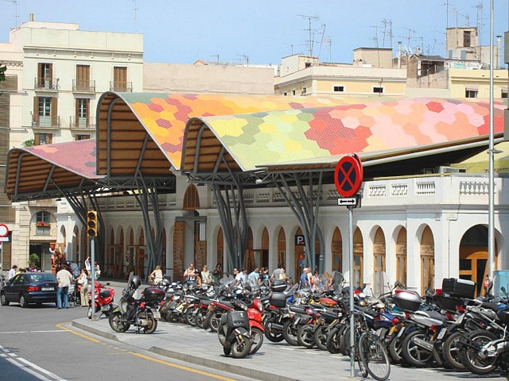 Mercat de Santa Caterina Barcelona Insider Tipps