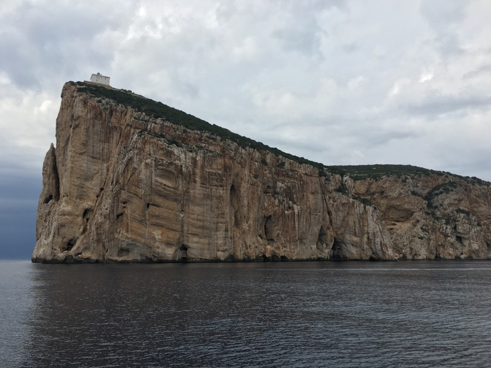 Sardinien Reisetipps - Alghero Boot Grotte di Nettuno