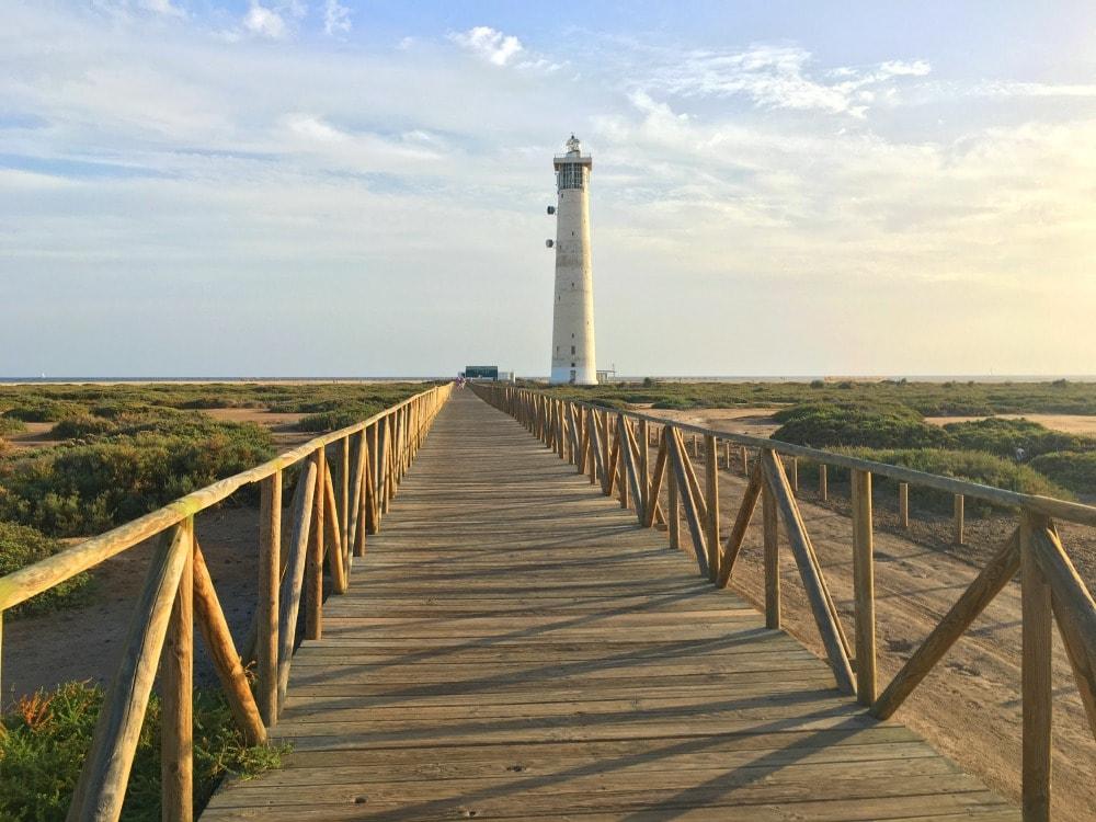 Leuchtturm Morro Jable Fuerteventura Reisetipps