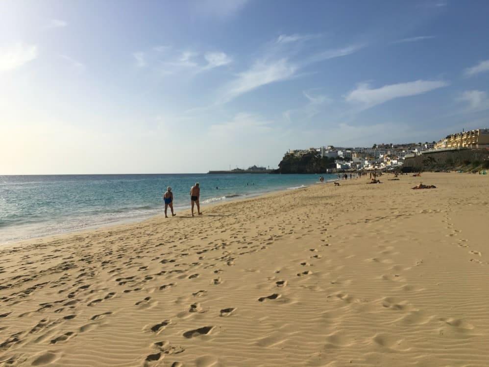 Playa Morro Jable Fuerteventura Reisetipps