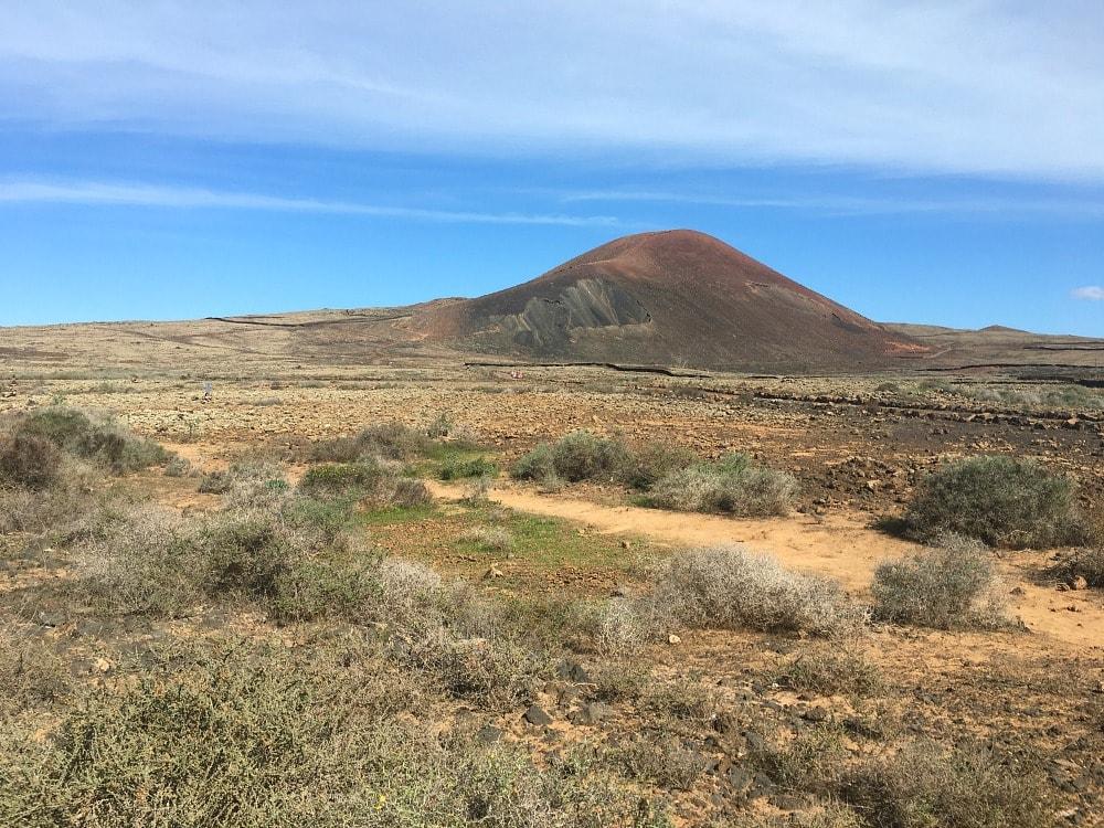 Vulkan Wanderung La Oliva Fuerteventura Reisetipps