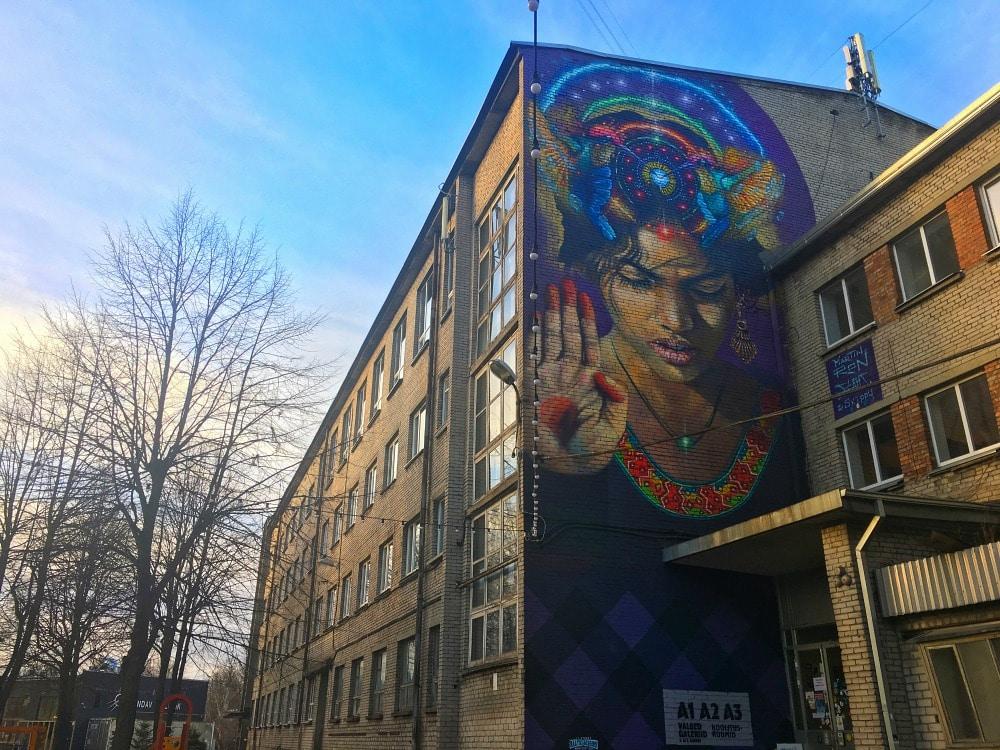 Tallinn Streetart