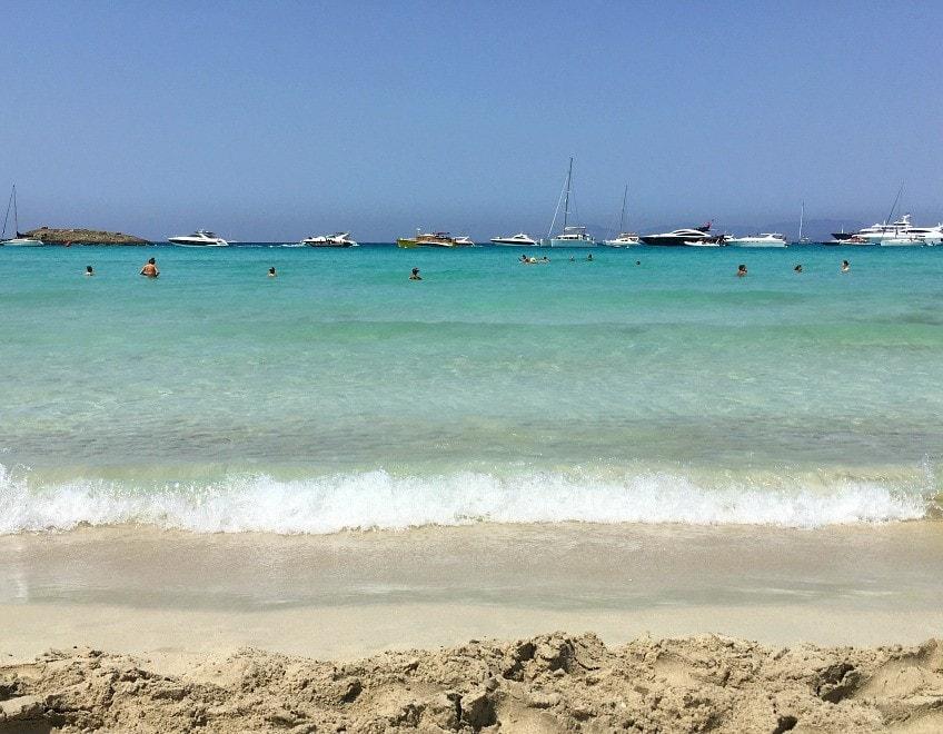 Formentera Guide die schoensten Straende