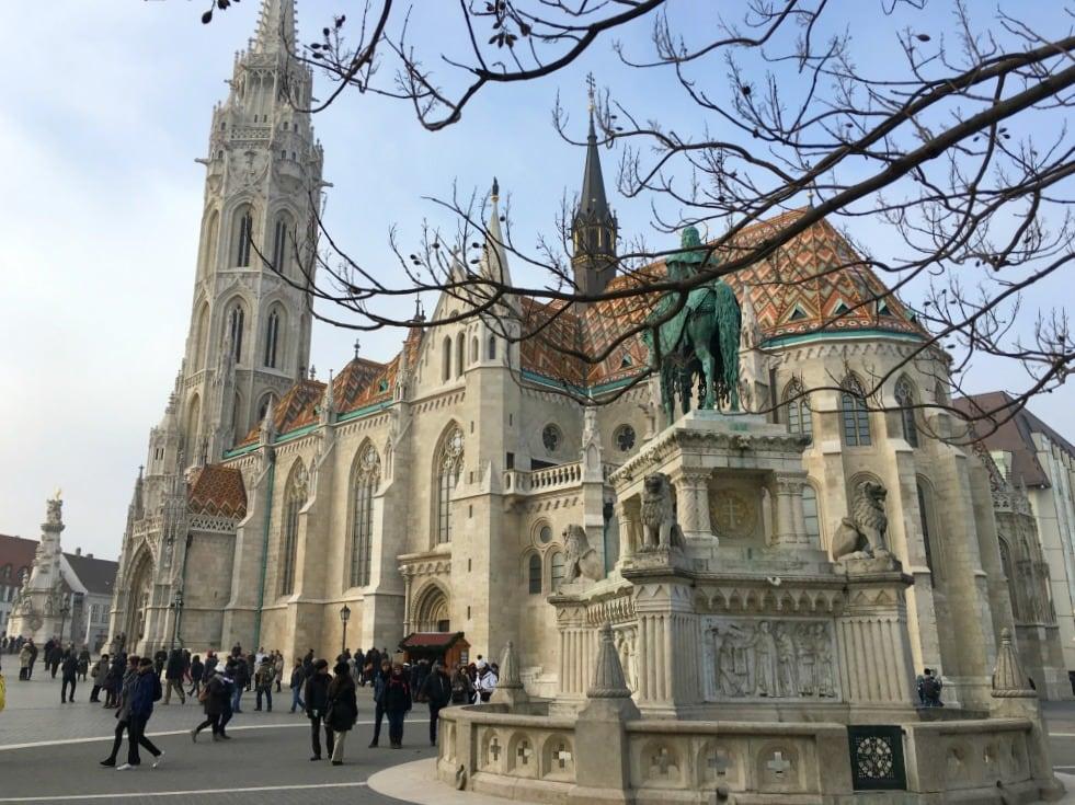 Matthiaskirche Burgberg Budapest Reisetipps
