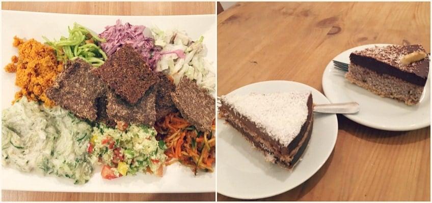 Roh Veganes Restaurant Budapest Reisetipps