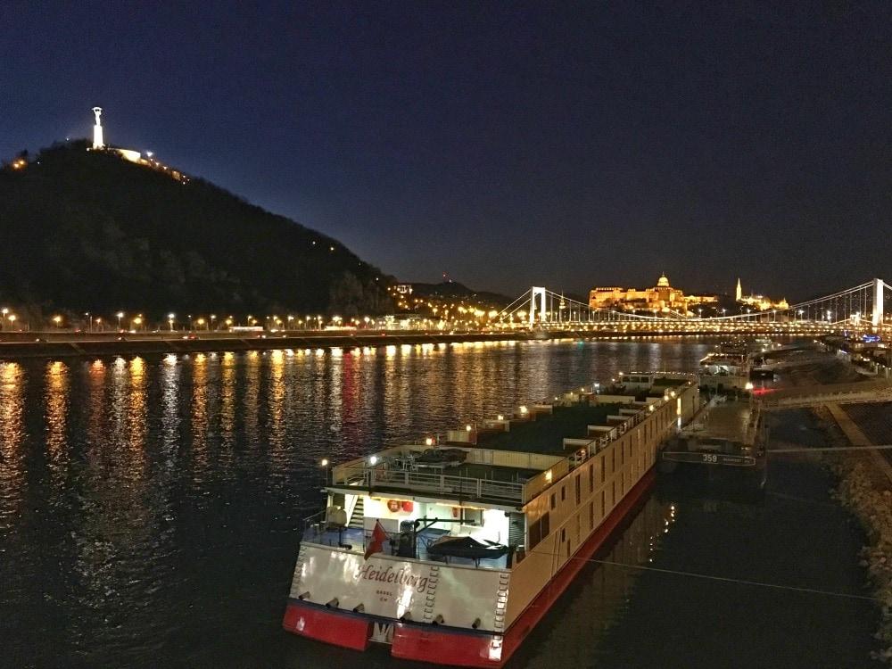 Schifffahrt Donau Budapest Reisetipps