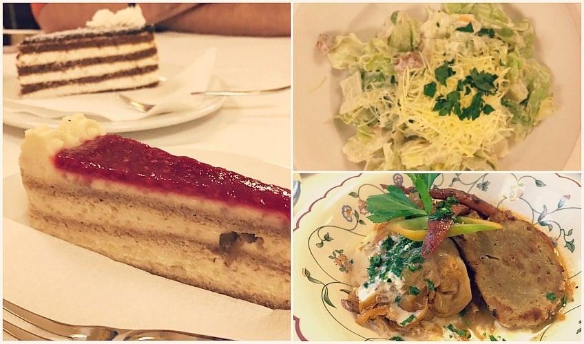 Veganes Restaurant Budapest Reisetipps